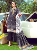 3 Piece Unstitched Printed Lawn Suit KL-4128