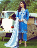 3 Piece Unstitched Printed Lawn Suit KL-4133