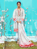 3 Piece Unstitched Printed Lawn Suit KLA-9092
