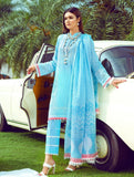 3 Piece Unstitched Printed Lawn Suit KLA-9094