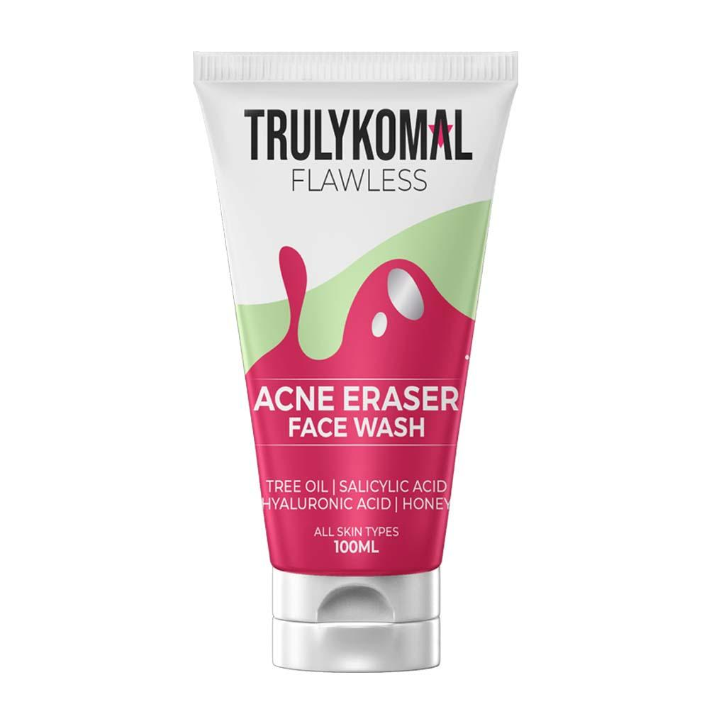 ACNE ERASER FACEWASH Beauty, Cosmetic & Personal Care TRULY KOMAL