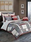 Ancient Patch Bed Sheet Luxury Bedding HOMBEDGOL