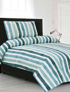 BED SHEET R2G 17350 SINGLE Printed Range 144 TC HOMBEDROO