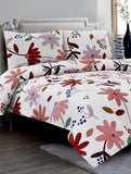 BED SHEET R2G 17530 KING Printed Range 144 TC HOMBEDROO