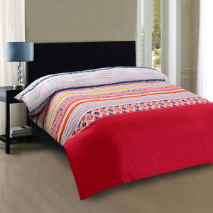 BOHO CHIC Teens & Kids Bedding HOMBEDIMP QUILT COVER SINGLE