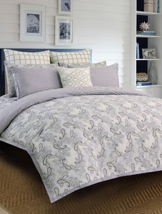 Cardinal Paisley Quilt Cover PRINTED RANGE 180 TC HOMBEDCLU
