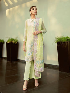 CITRINE Chiffon Collection 2020-Volume 1 FASUNSLAD