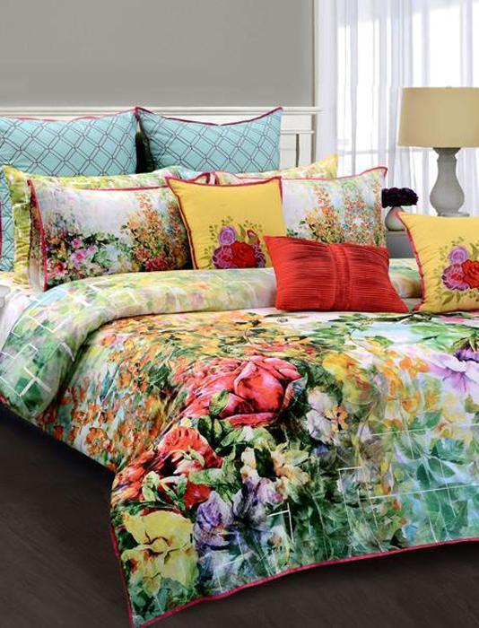 CORSAGE Digital Bedding HOMBEDPIE BED SET QUEEN