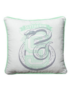 CUSHION COVER SLYTHERIN Filled Cushion HOMBEDACC