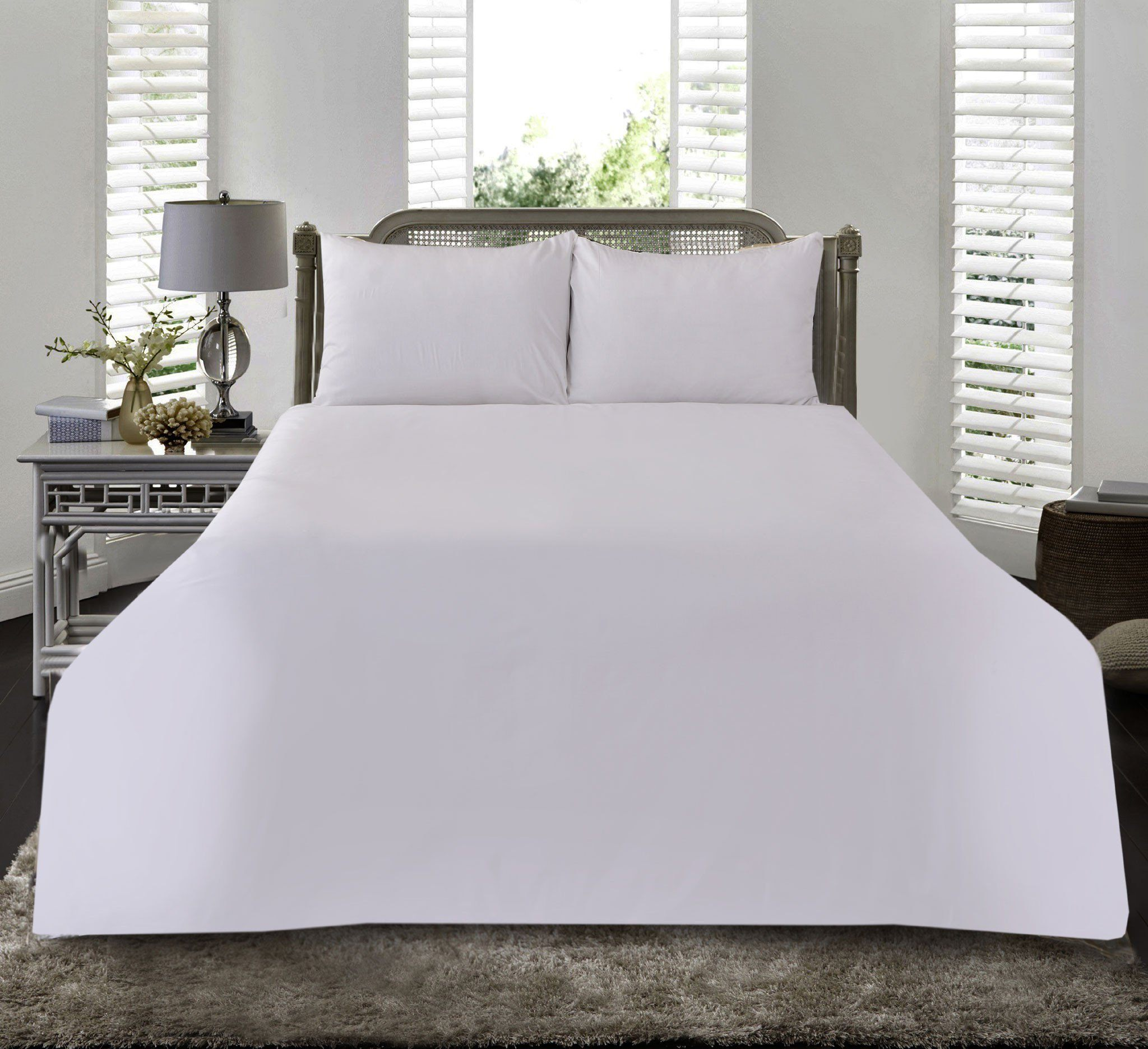 DAISY COTTAGE Bridal Bedding HOMBEDBRI BED SHEET-QUEEN