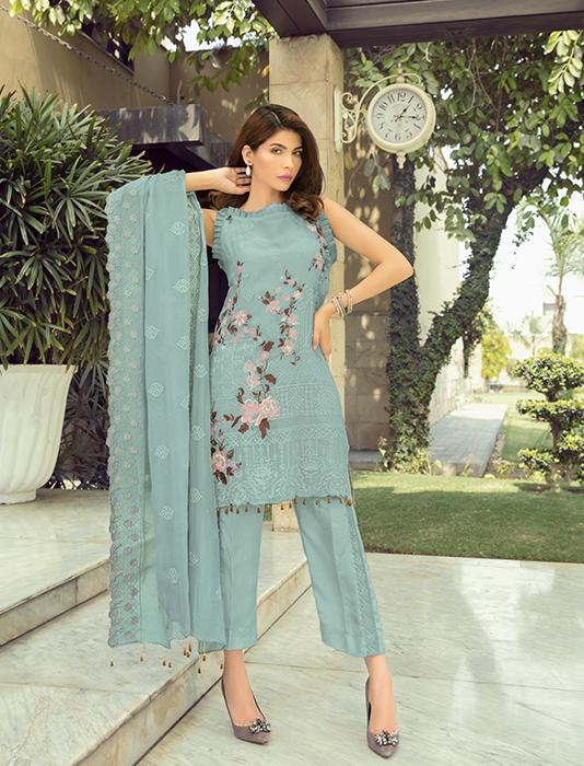 DIVINE LRIS KNAC-1064 Chiffon Collection FASUNSLAD