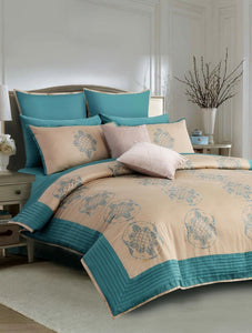Dusky Baroque Quilt Cover Bridal Bedding HOMBEDBRI