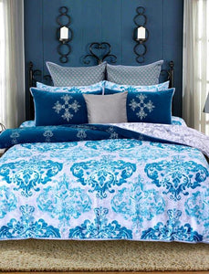 Eccentric Quilt Cover Luxury Bedding HOMBEDGOL Queen