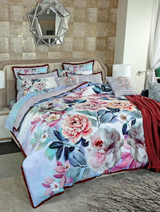 FELICITY Home Collection 20 HOMBEDCLU BED SHEET QUEEN