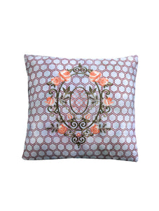FELICITY Home Collection 20 HOMBEDCLU SQ. CUSHION COVER 18X18""