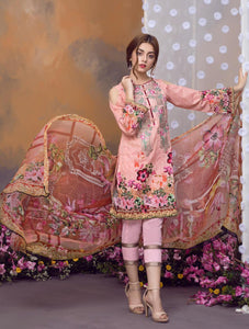 FLORAL QUARTZ KCE-6035 Lawn 2019 Volume 2 FASUNSLAD