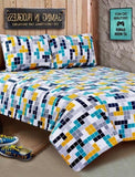 GAMING Teens & Kids Bedding HOMBEDIMP BED SHEET QUEEN