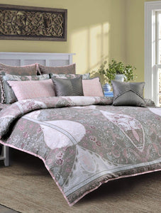 Gracious Lace Luxury Bedding HOMBEDGOL QUILT COVER KING