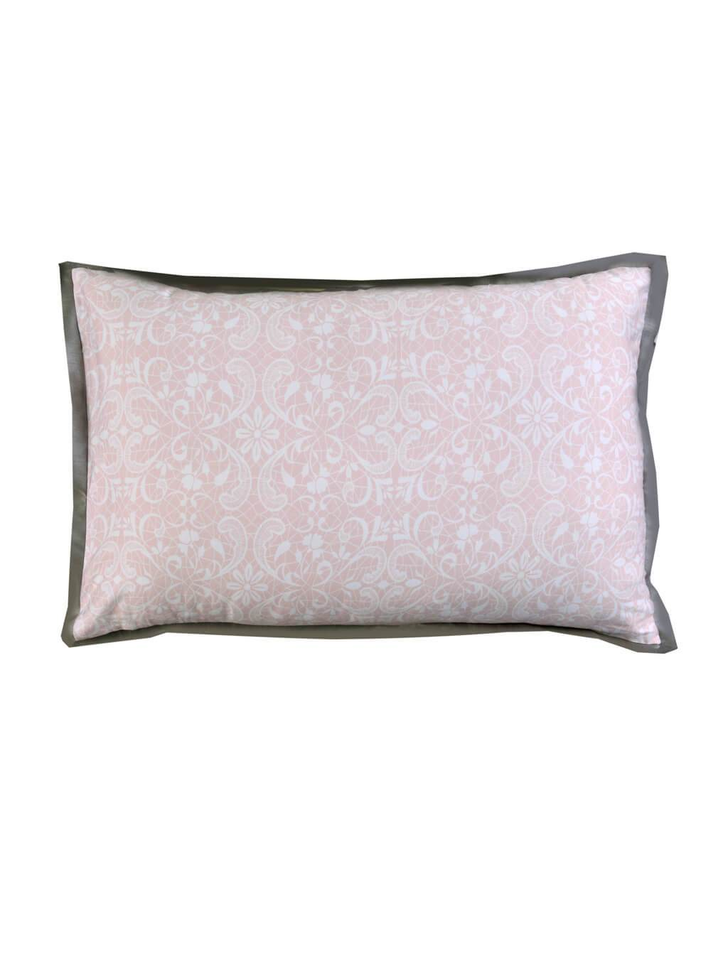 Gracious Lace Pillow Cover Luxury Bedding HOMBEDGOL