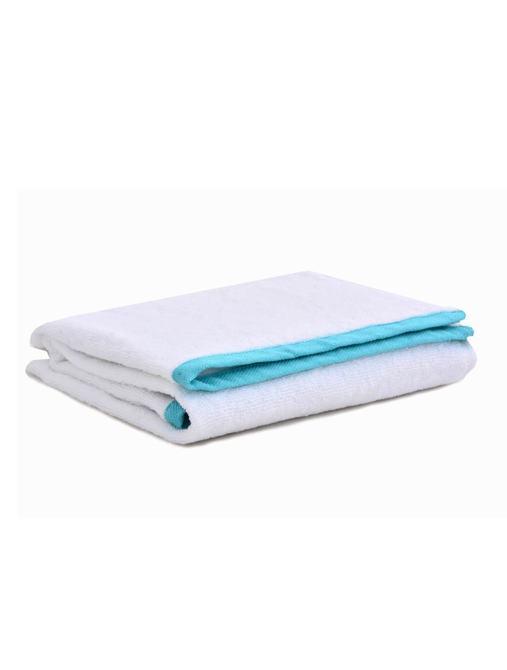 Hand Towel White Towels HOMBATTOW