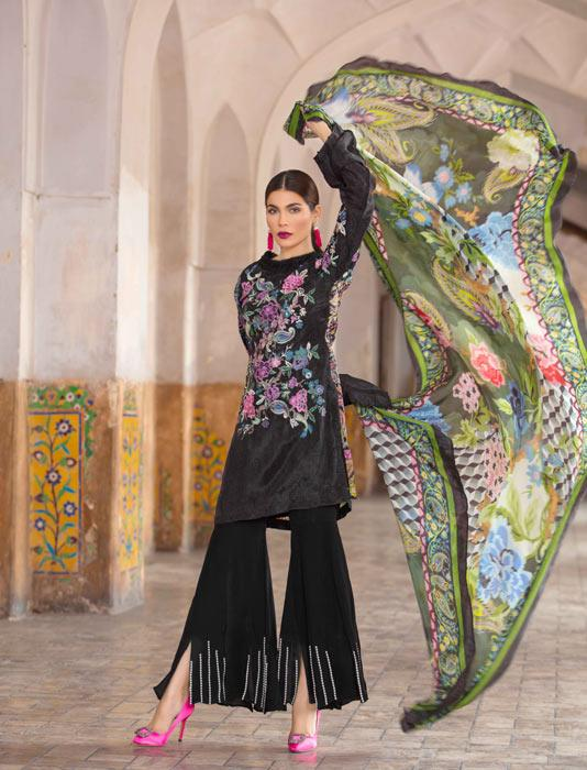 IPEKSI KNAC-1049 Chiffon Collection FASUNSLAD