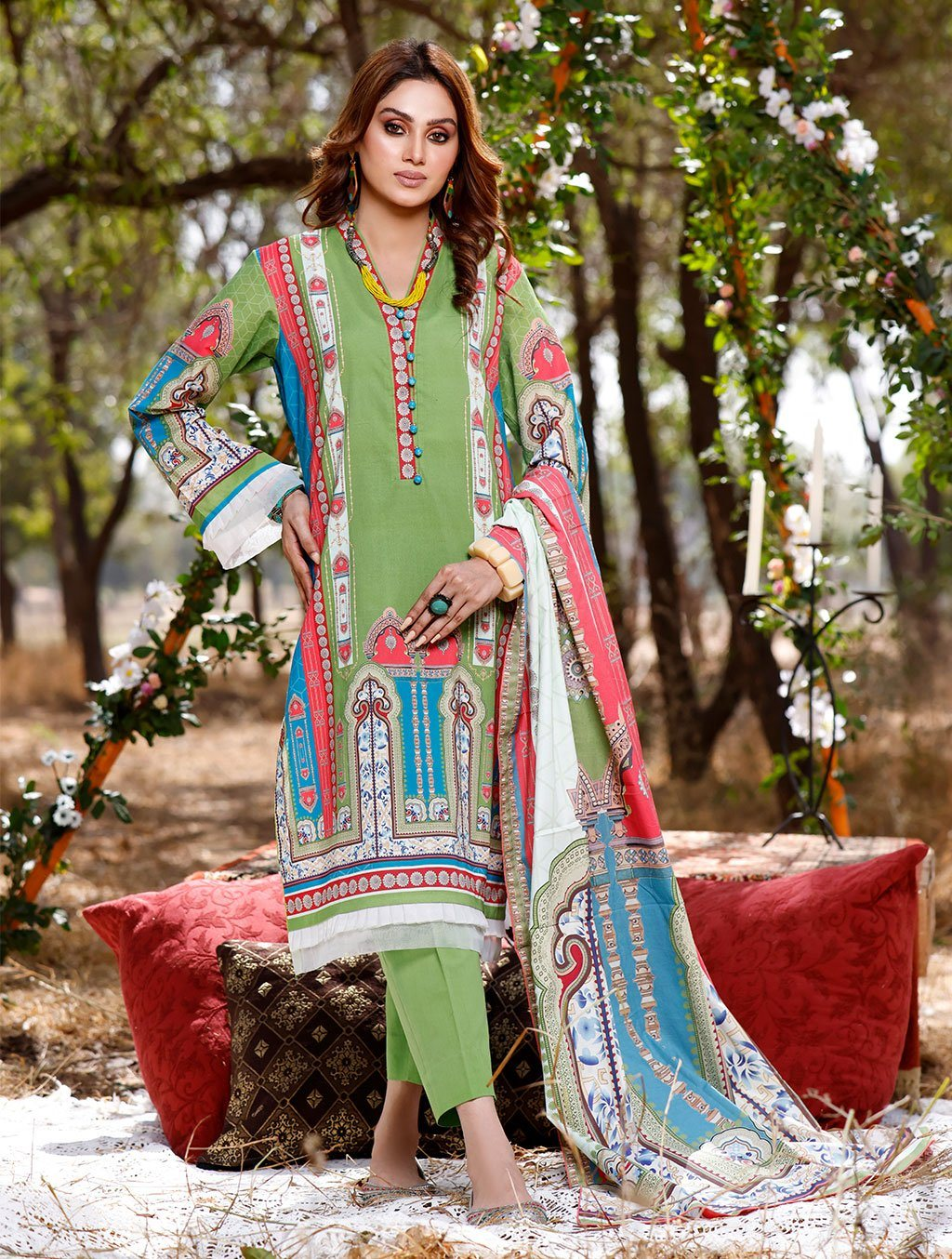 KLA-1078 Khas Lawn 2021 - Volume 2 FASUNSLAD
