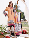 3 Piece Unstitched Printed Lawn Suit KLA-1084