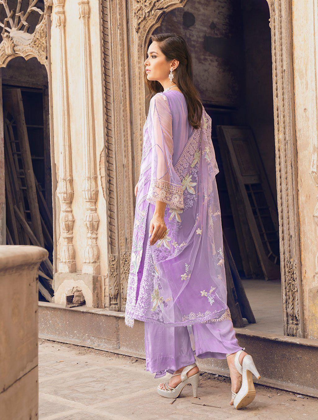 KNAC-1106 Chiffon Collection 2020-Volume 2 FASUNSLAD