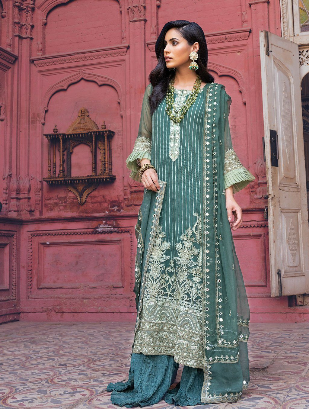 KNAC-1113 Chiffon Collection 2020-Volume 2 FASUNSLAD