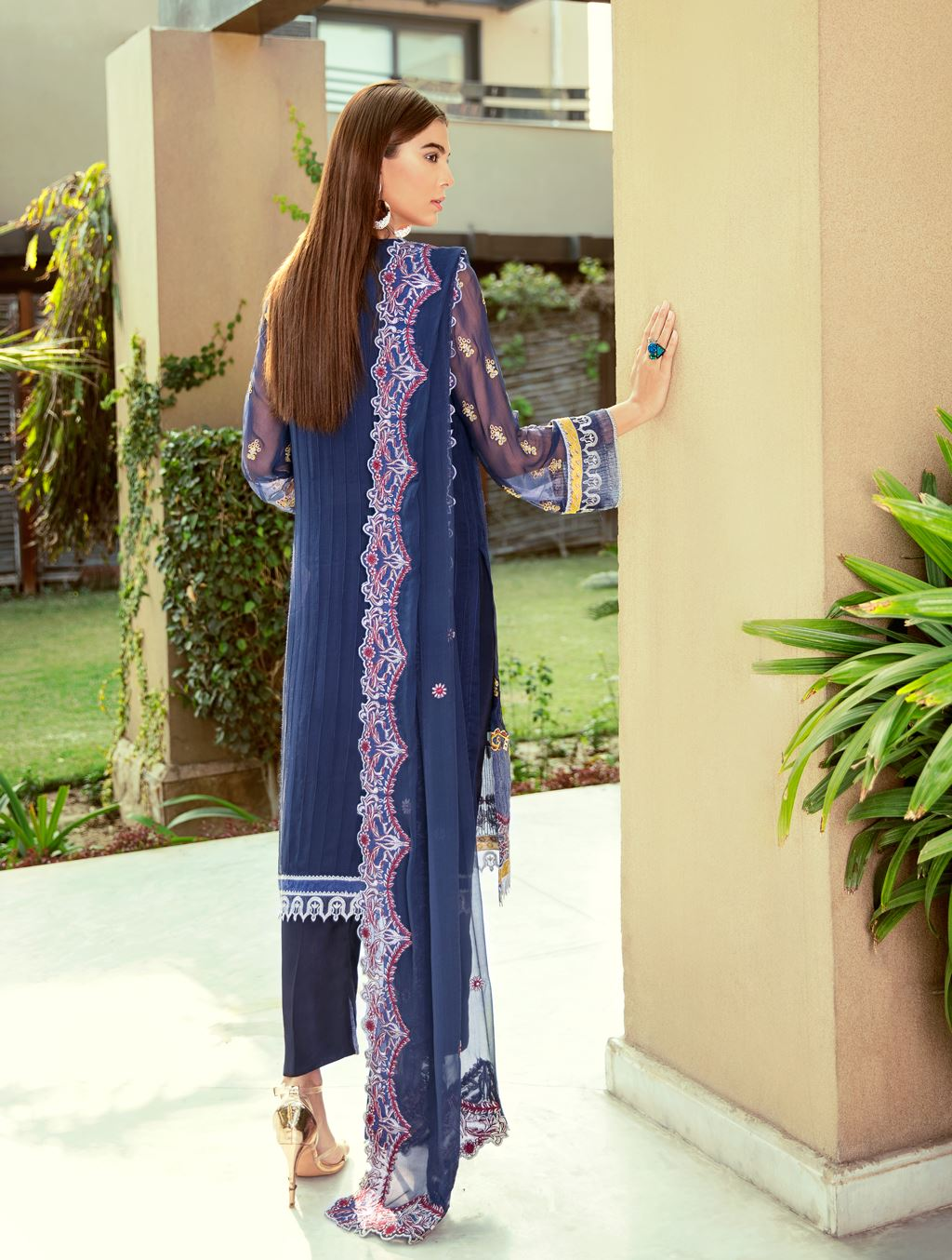 LAPIS LAZULI Chiffon Collection 2020-Volume 1 FASUNSLAD