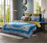 LUXE RUG Bed Set Printed Range 210 TC HOMBEDPIE