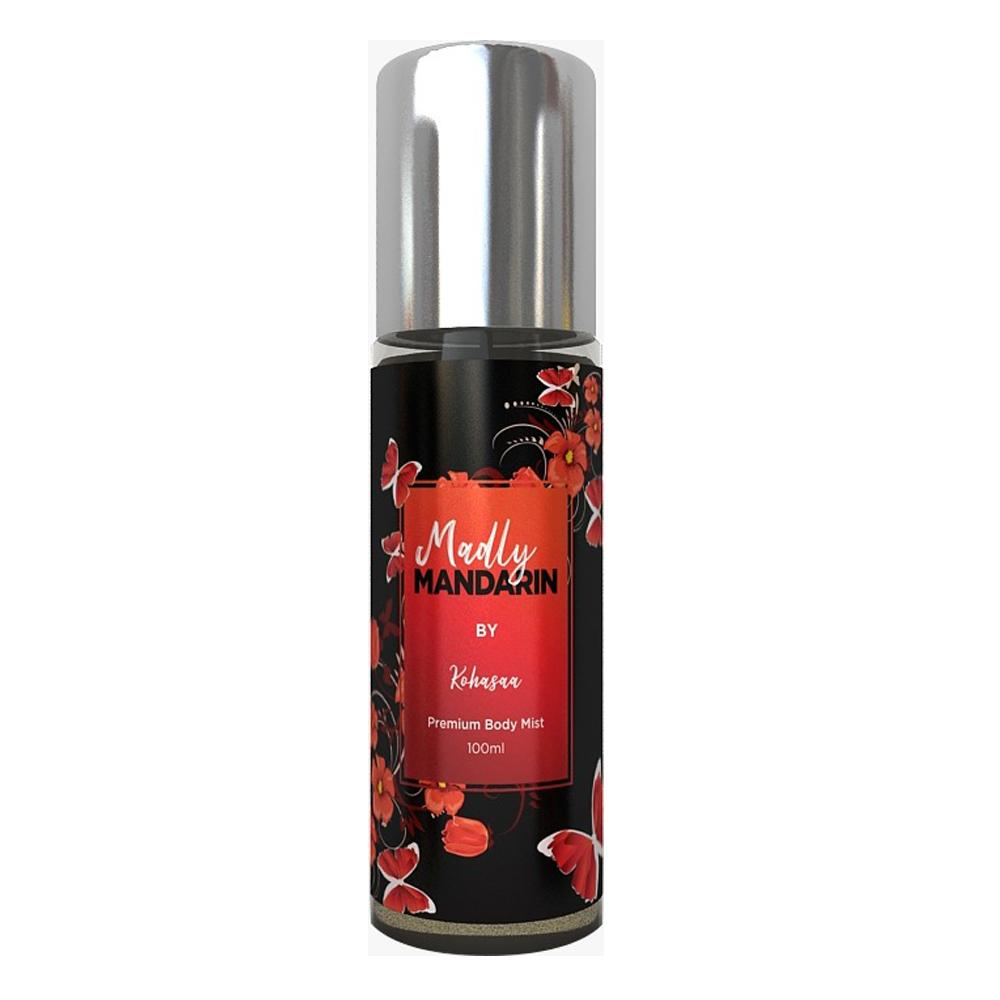 MADLY MANDARIN – BODY MIST Beauty, Cosmetic & Personal Care TRULY KOMAL