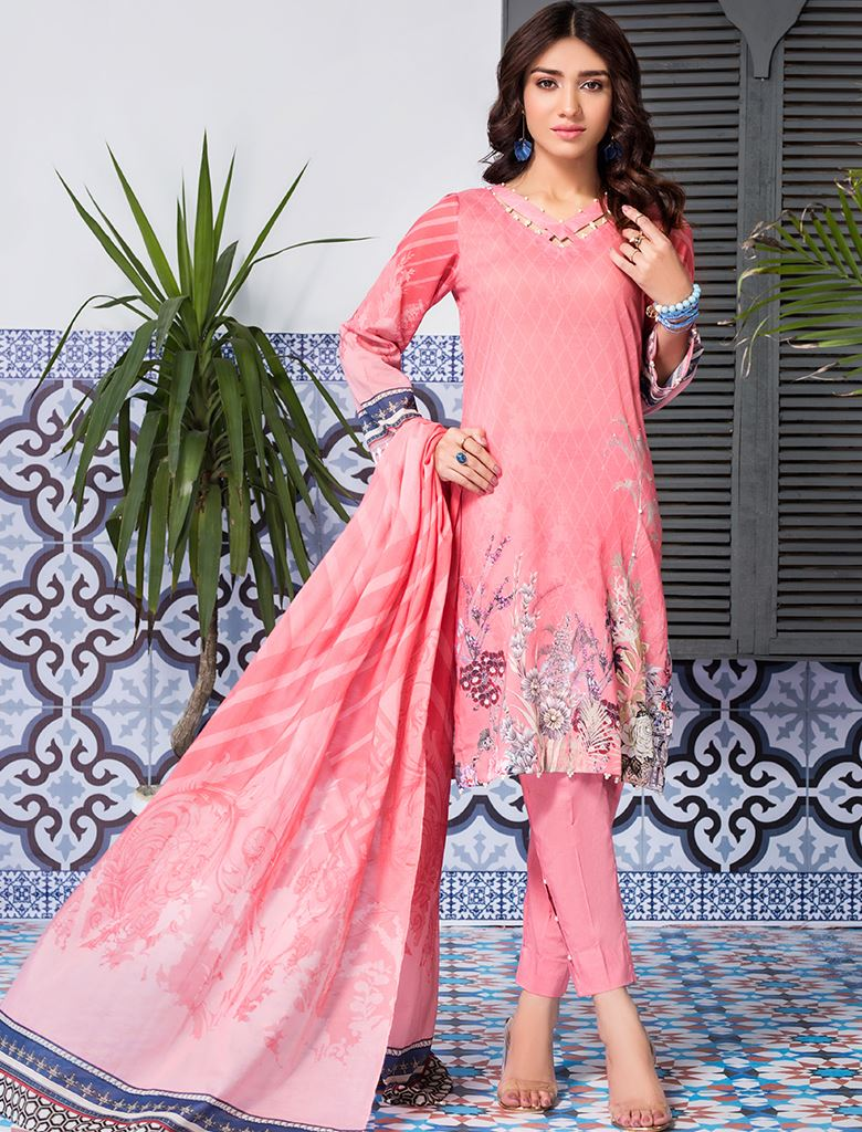 Mellow Fashion KLA - 9088 Khas Lawn 2020 - Volume 1 FASUNSLAD