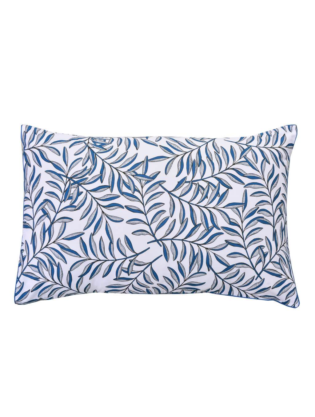 Orient Bloom Pillow Cover PRINTED RANGE 180 TC HOMBEDCLU