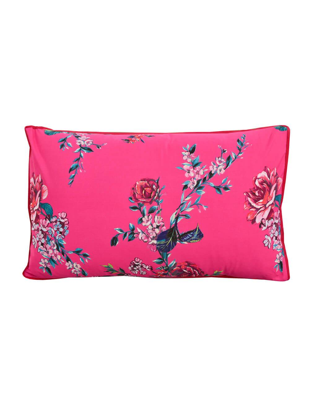 Pop Flower Pillow Cover PRINTED RANGE 180 TC HOMBEDCLU