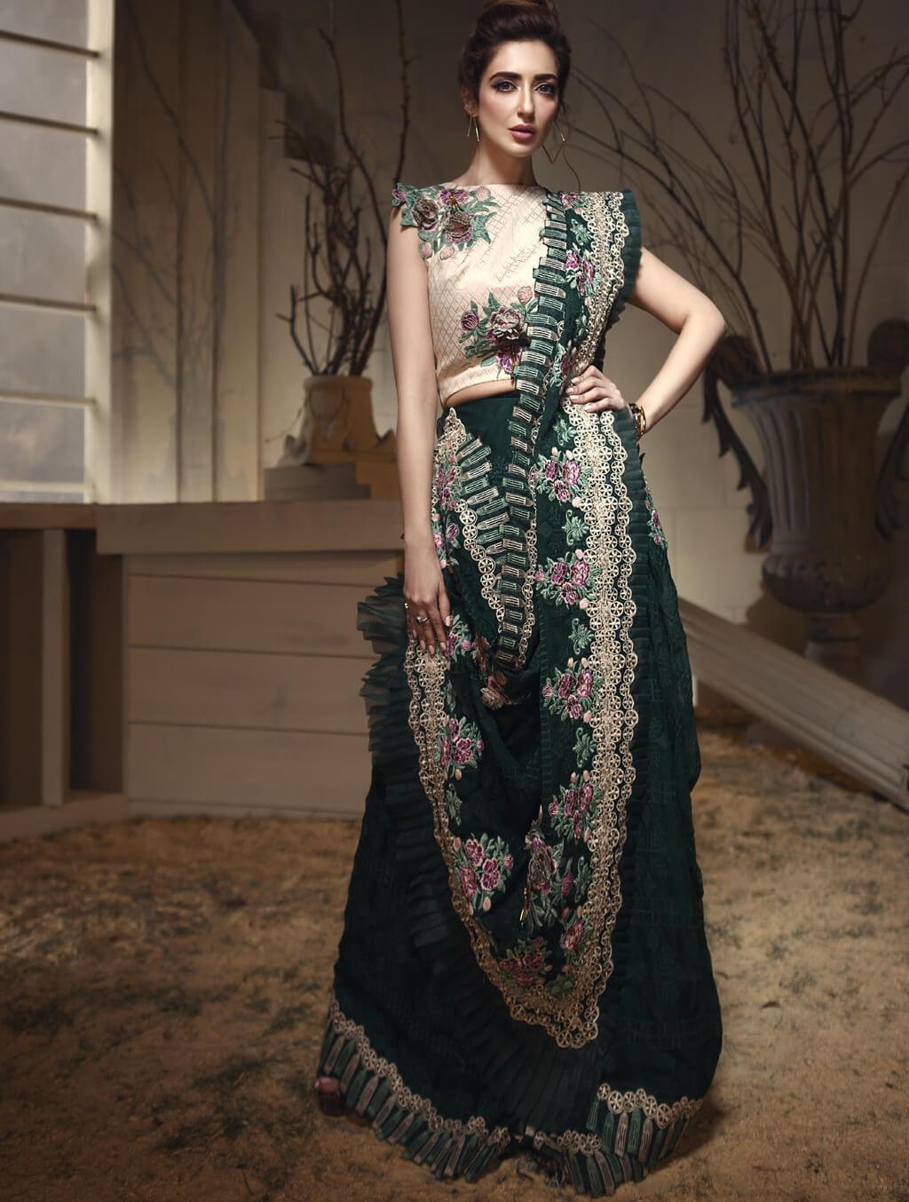 SAFWAT KNAC-1069 Chiffon Collection FASUNSLAD
