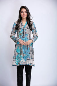 Sassy DR-38 Unstitched Kurti FASUNSLAD
