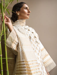 SHIRT & DUPATTA KLS-04 Luxury Pret FASSTILAD