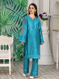 Luxury Embroidered Silk Pret Kurti KLS-59