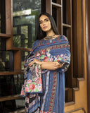 SKY ORNATE KKH-14037 Winter 3 Pcs unstitched FASUNSLAD