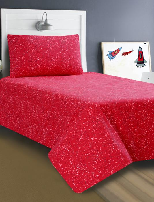 SPACE FUN Teens & Kids Bedding HOMBEDIMP BED SHEET SINGLE