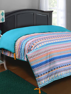 SPLENDID TRIM Teens & Kids Bedding HOMBEDIMP QUILT COVER SINGLE