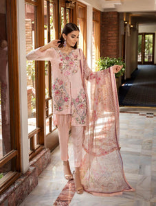 SPRING BLOOM KNAC-1084 Chiffon Collection FASUNSLAD