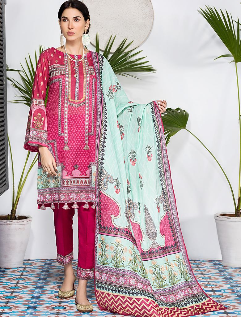 Summer Harmony KLA - 9082 Khas Lawn 2020 - Volume 1 FASUNSLAD