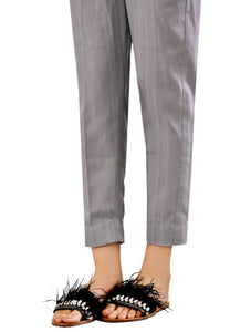 TROUSER TR-1004 DK.GREY Women Bottoms FASSTILAD