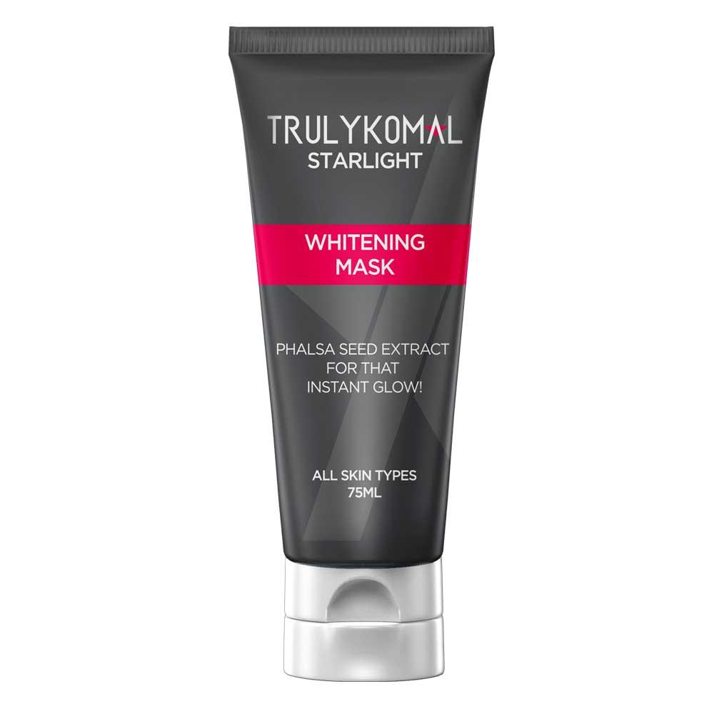 WHITENING FACE MASK Beauty, Cosmetic & Personal Care TRULY KOMAL