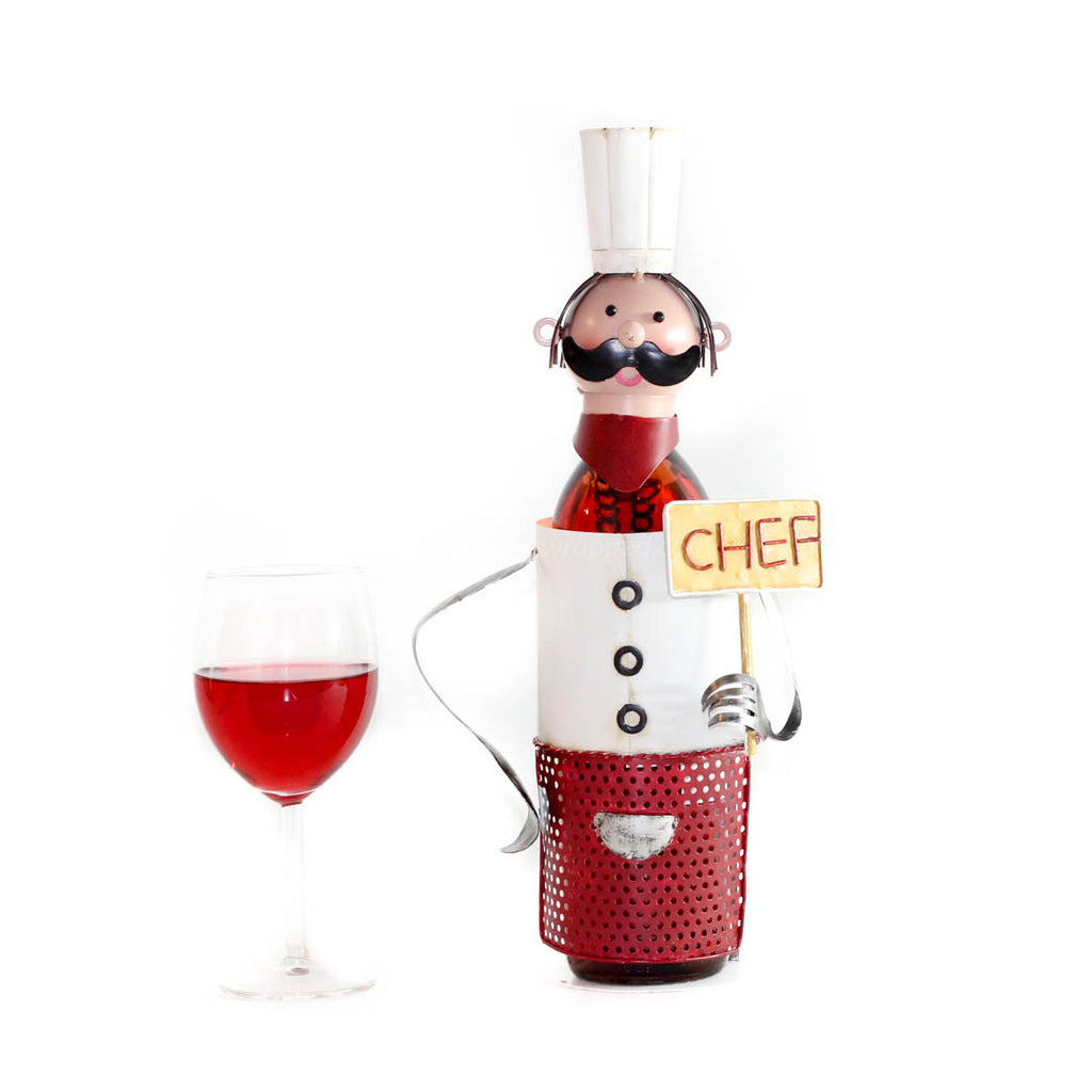 Chef w/White Coat & Hat AH-2191