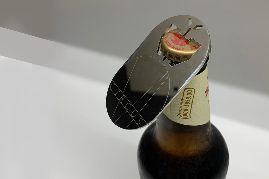 MAGNA-CROWN Bottle opener - Cyrcus