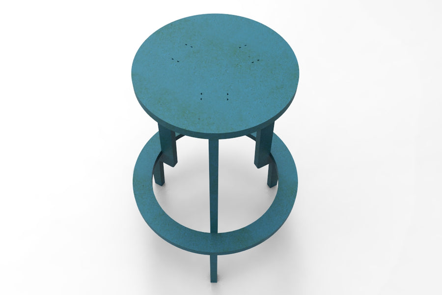 S-TOOL Stool/Coffee table - Cyrcus