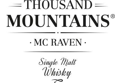 Thousand Mountains MC Raven Single Malt Whisky